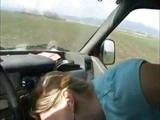 Milf hooker car bj