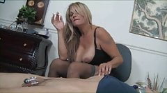 Hot milf enjoys domination fisting and bottlefuck