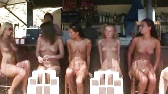 Ambra bikini pleasure video confirm