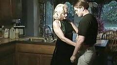 Kathy Jones and young man