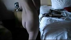 Strapon - Tiffany straps, drills and Fist me
