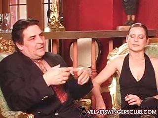 Velvet Swinger Club German couples sex orgy party