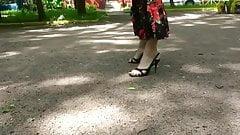 hot ukrainian girls feet