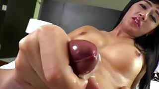 Spectacular Shemale Cocks and Cumshots. Vol. 12