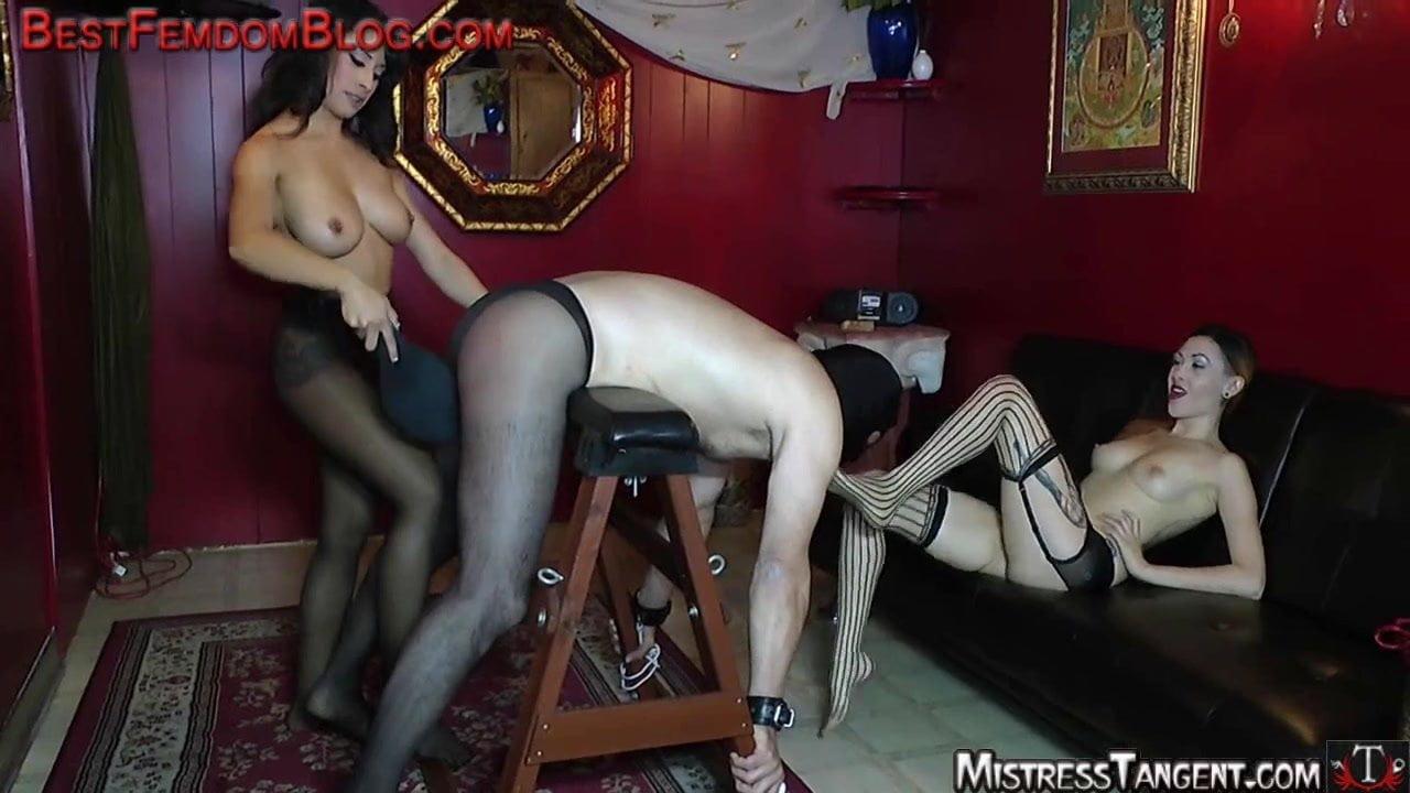 Gay slave sit stomach