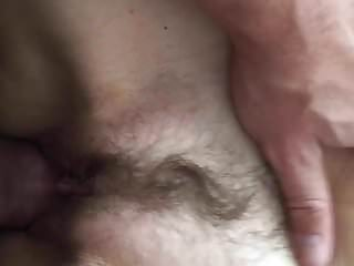 morning sex with my hairy pussy girlfriend