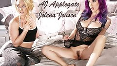 AJ Applegate and her evil stepmom Jelena Jensen