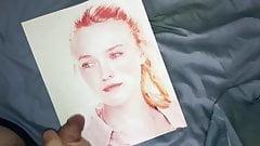 Dakota Fanning cum tribute 27