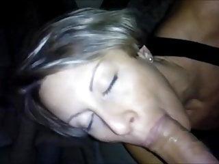 Cougar Blowjob