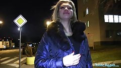 Public Agent Her Pussy is Fucked Hard and Fast
