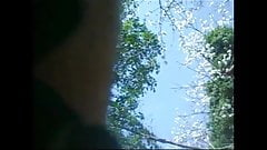 MOVING SELFIE IN FOREST