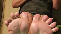 Baby momma size 7.5 stinky soles