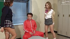 Japanese Tease and Denial - He could not ejaculate