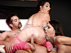 The Stripper Experience - Jessica Jaymes & Silvia Saige