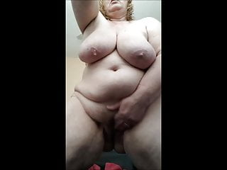 Horny Housewife wet and cumming for you after shower