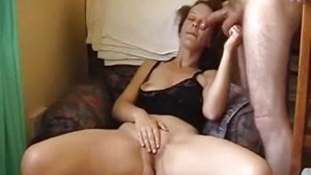 Wife Fuck Husband Ass Strapon