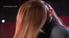 Andrea Bogart and Sasha Williams nude and slutty