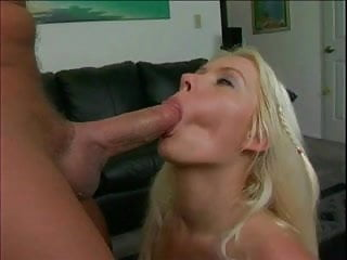 Summer Gives Peter North A Short n' Sweet BJ