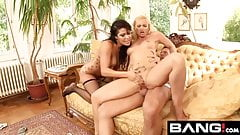Best Of Threesomes Compilation Vol 1.2 BANG.com