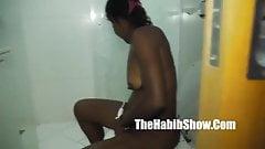 Brazilian MILF tight pussy after havin 7