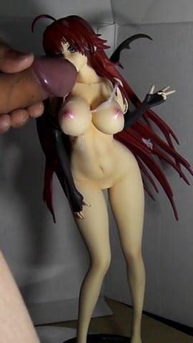 rias gremory naked