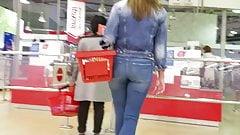 Sexy MILF with nice ass