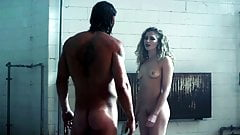 Lucy Aarden nude in Death Race 4