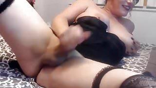 BB T-Girl Cums.mp4