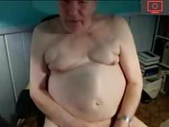 grandpa jerk off on cam