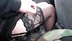 SEXY IN TAXI