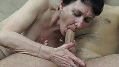 Old grandma needs a hard cock's Thumb