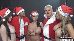 Sophie Dee Big Tit Christmas HD Fuck a Fan