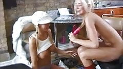 More Blonde British Lesbians