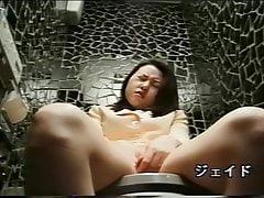 Hidden Cam Spy Toilet Masturbate - Japanese Censored