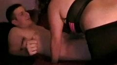 Horny Fat Chubby Latina riding and fucking with her BF