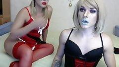 Gurl And Girl Fucking