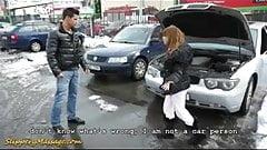 slippery nuru massage for car help