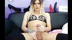 Hot Blonde Femboy 2