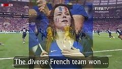 World Cup 2018 - Vive le France!