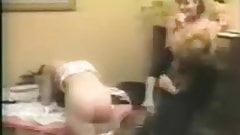 Vintage Spank Blonde 3