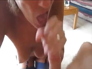 My favorite MILF - 'Oh I love cum!'