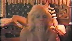 80's blonde loves sex