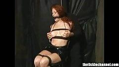 Redhead Orgasm Control