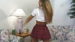 Christina Model Dance 8