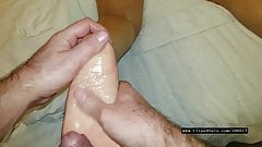POV Massage Tits Pussy Feet Cock and Creampie.