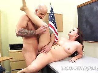 School Girl Fucking Professor Kaci Star Hairy Pussy Hardcore