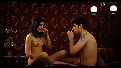 Lizzy caplan sex scenes