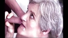 Cum in mouth - shameless grannies 3.