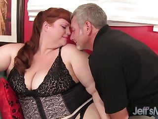 Redhead plumeper Julie Ann More gets fucked hard