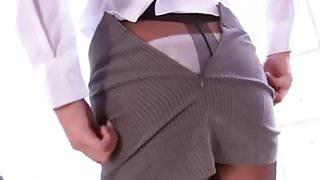 Black pantyhose OL 33